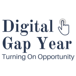 Digital gap year logo