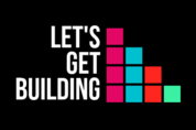 Lets get building program logo